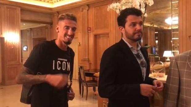 Castillejo në Milano, firma mbi kontratën kuqezi të enjten pas vizitave mjekësore