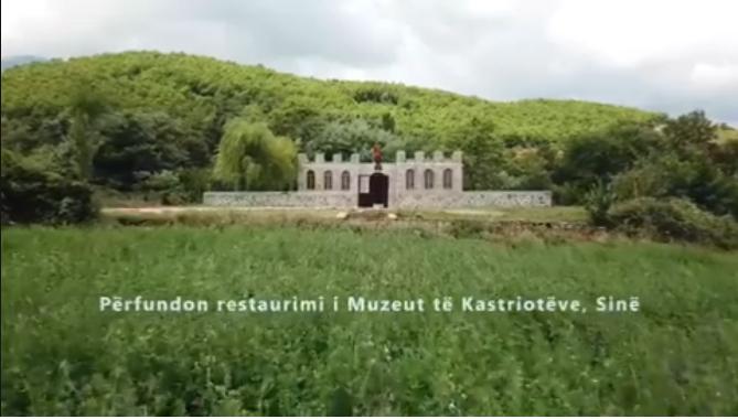 Muzeu i Kastriotëve në Sinë të Dibrës, i rilindur pas 27 vjetësh harrese
