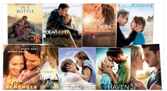 Njihuni me autorin më romantik në botë/ Librat e tij u kthyen në filma të suksesshëm