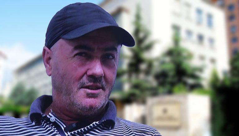 """E FUNDIT/ Arrestohet Albert Veliu, """"BABALJA"""", kapet nga policia e Kosovës"""