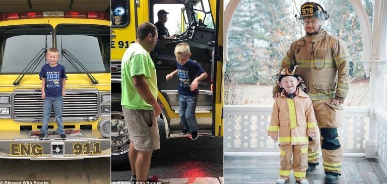 Shkon me zjarrfikëse në ditën e parë të kopshtit, 5 vjeçari...