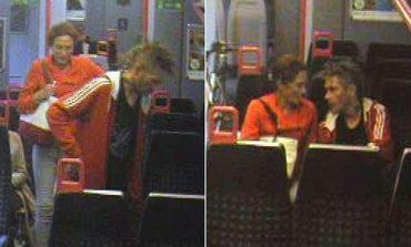 Kishte qenë tapë, gruaja shokohet kur sheh veten duke bërë seks në tren (FOTO)