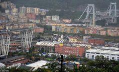 """TRAGJEDIA E GENOAS/ Nga shirat e rrëmbyeshëm deri tek katastrofa e shembjes së urës """"Morandi"""" (FOTO)"""