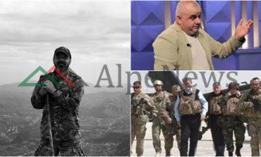 """""""POZOI"""" NGA MAJA E MALIT/ Artan Hoxha i komenton Tahirit me foton e Berishës: Përgjigjen do ta... (FOTO)"""