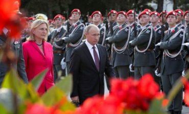 DASMA E MINISTRES AUSTRIAKE/ Presidenti Putin do të jetë i ftuar special në ceremoni