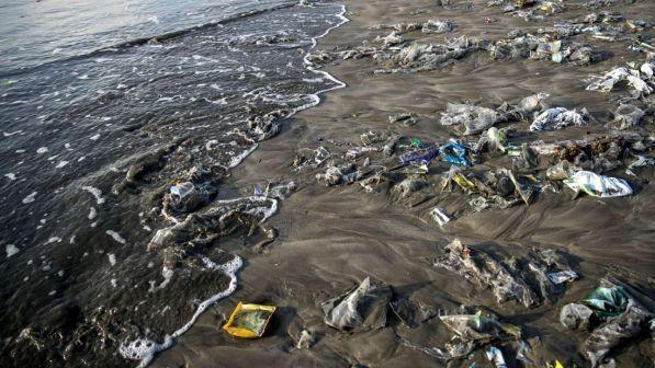 Ndotja e bregdetit, edhe Zelanda e Re ndalon përdorimin e qeseve të plastikës