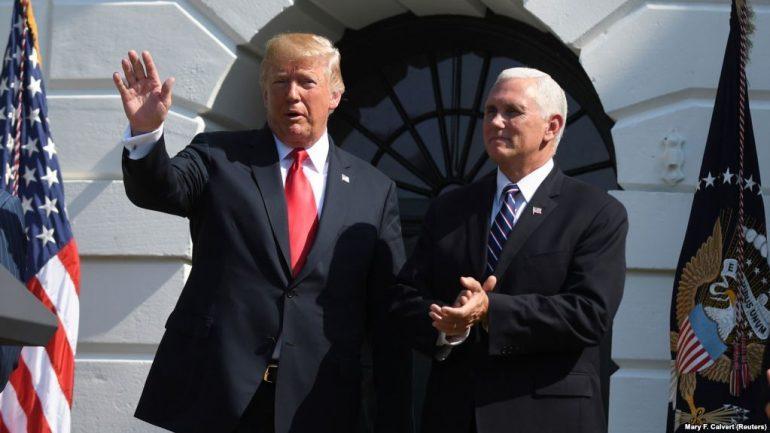 Trump ka gati planin ambicioz, synon krijimin e Forcës Hapësinore deri më 2020