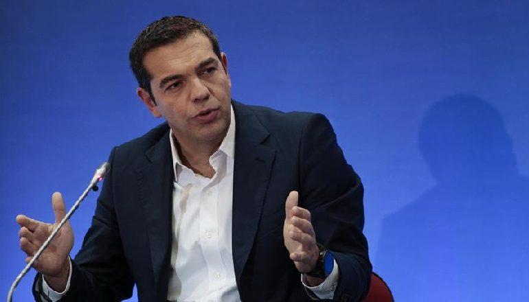 NDRYSHIMI I EMRIT TË MAQEDONISË/ Tsipras: Urime për procesin dhe rishikimin e Kushtetutës