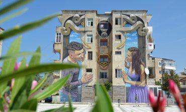 """""""Wild Walls""""/ Revista prestigjoze përzgjedh muralen në Urën Vajgurore si një nga 10 më të mirat në botë (FOTO)"""