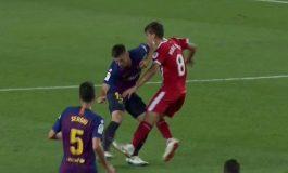 """ARBITRI I BËN """"BALTË""""/ Barcelona ngre krye: A po përdoret VAR si duhet..."""
