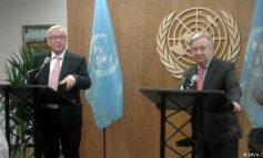 TAKIMI NË NEW YORK/ BE dhe OKB ndajnë të njëjtat shqetësime për rendin golbal dhe multilateralizmin