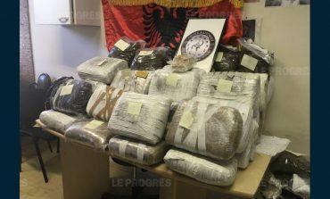 NJË MILION EURO DROGË ME FLAMURIN SHQIPTAR/ Zbulohet baza e grupit të trafikut në Francë