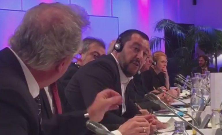 KRIZA E EMIGRANTËVE/ Salvini falenderon shqiptarët, dhe grindet me ministrin e Luksemburgut