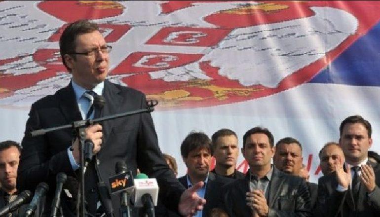 NJOHJA E KOSOVËS/ Vuçiç: Duam garanci nga BE që pranohemi në BE në 2025