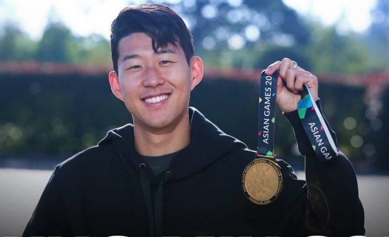 I SHPËTOI USHTRISË/ Son shkon në stërvitjen e Tottenham me medaljen e artë