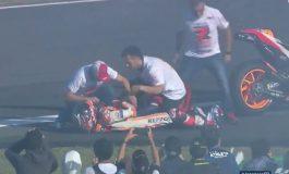 FESTË DHE FERR/ Marquez dëmtohet gjatë festimeve të titullit, do të operohet