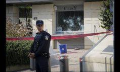 E PAPRITUR/ Sulmohet nga 10 persona të maskuar ambasada kanadeze në Athinë