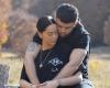 PËRQAFIME DHE PUTHJE/ Noizy publikon foton e ëmbël me Dafina Zeqirin
