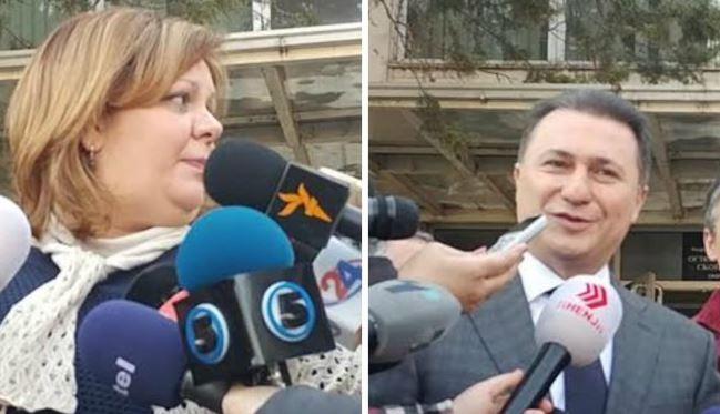 FLET KRYEPROKURORJA/ Janeva: Gruevskin së shpejti do ta shohim në burg