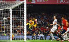 PËRFUNDON SPANJË ANGLI/ Anglezët shpëtojnë për fije