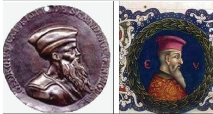 Medaljoni varëse kameo me portretin e Skënderbeut/ Vepra e parë artistike për Heroin Kombëtar (FOTO)