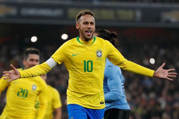 E BUJSHME/ Neymar i siguron fitore Brazilit, bëhet pjesë e historisë së Kombëtares