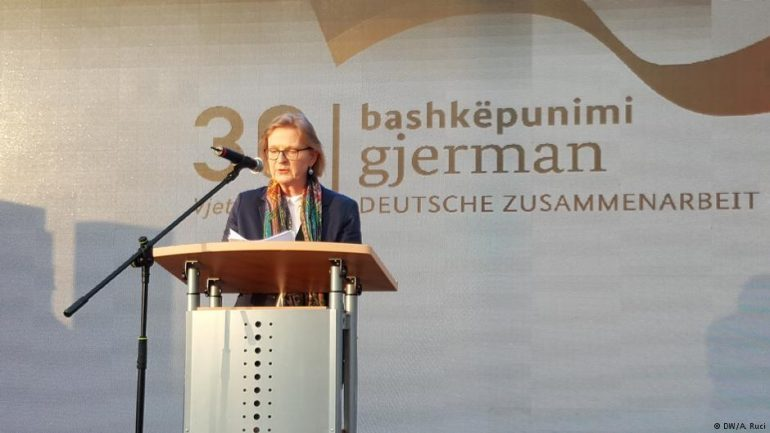 DONATORI MË I MADH/ Gjermania, fond rekord 168.4 milion euro Shqipërisë në 2019-2021
