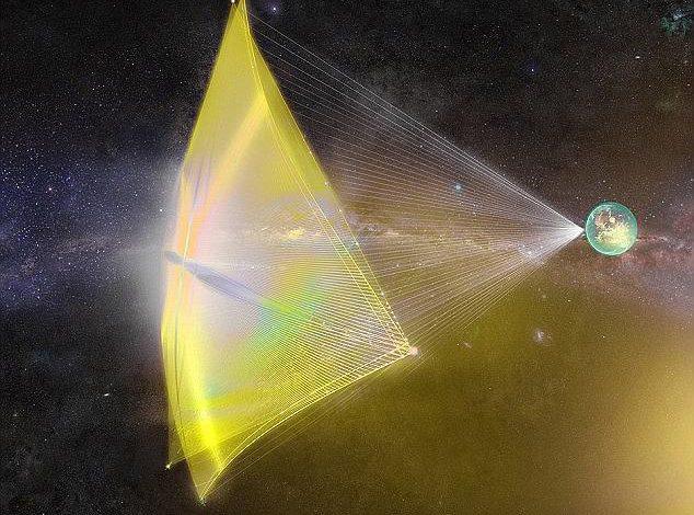 RAPORTI I FUNDIT SHKENCOR/ Ky objekt mund të jetë anije aliene për të vëzhguar tokën (FOTO)