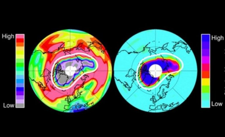 LAJM I MIRË! Shtresa e ozonit mbi Tokë po ripërtërihet…