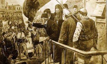 NGRIHET FLAMURI NË DURRËS, KAVAJË DHE PEQIN/ Ngjarjet kryesore të 27 Nëntorit