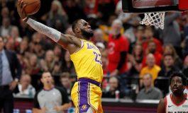 LEBRON JAMES SHPËTON LAKERS NGA HUMBJA/ Triumfojnë Spurs edhe Houston