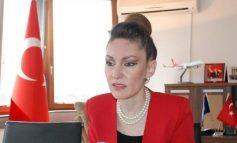 AKSIDENTI/ Ambasada turke flet për përfshirjën e ambasadores Kiliç në aksident