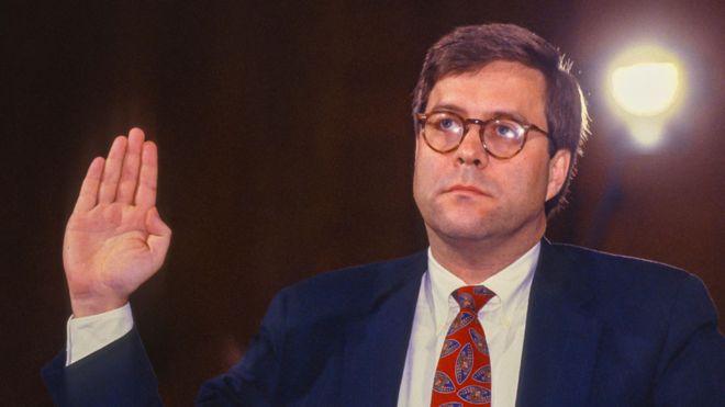 TRUMP ZGJEDH KRYEPROKURORIN/ Juristi republikan William Barr zëvendëson Jeff Sessions
