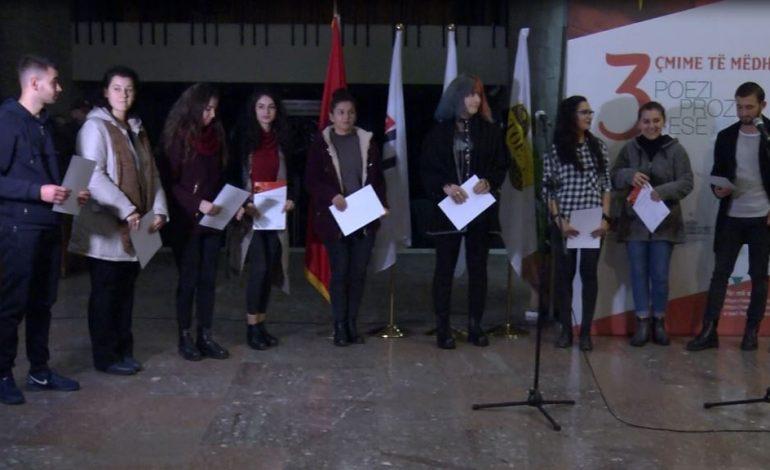 """""""TIRANA 2018″/ Shpallen 10 fituesit e Festivalit letrar (VIDEO)"""