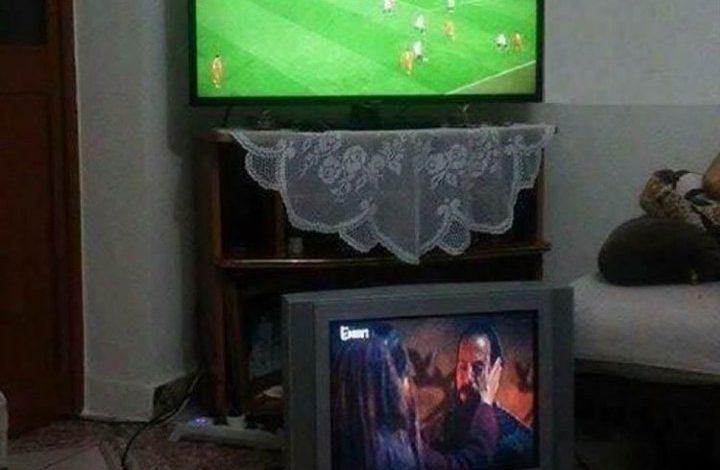 HALLI I MADH I SHQIPTARËVE/ Të shohin ndeshjen apo telenovelën turke?