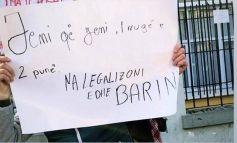 1 RRUGË E DY PUNË/ Studentët shtojnë kërkesat: Kërkohet legalizimi... (FOTO)