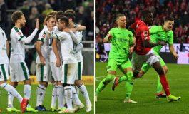 ÇFARË SPEKTAKLI/ Gladbah rimerr vendin e dytë, Mainz barazon me Hannover