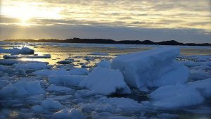 STUDIMI/  Shkrirja e akujve mund të rrisë nivelin e detit për 7 metra