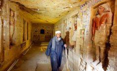 I MBUSHUR ME SKULPTURA DHE.../ zbulohet varri 4400 vjeçar në Egjipt
