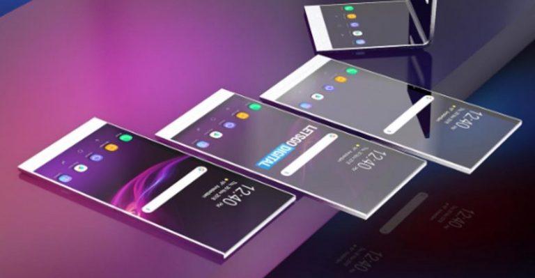 EKRANI I DYFISHTË/ Sony promovon smartfonin transparent