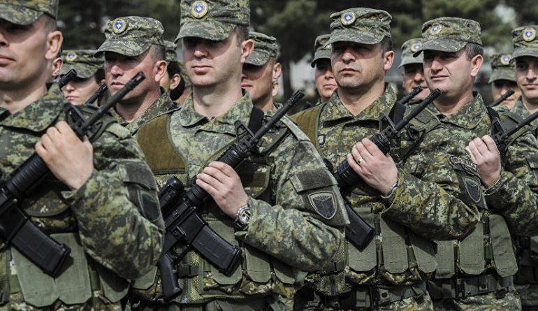 KRIJIMI I FSK/ Ushtria e Kosovës, befason Turqia