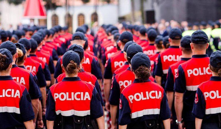 NDRYSHIME NË POLICINË E SHTETIT/ Efektivët me certifikatë sigurie do të…