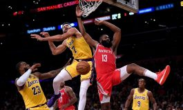 NBA/ James Harden dhuron spektakël, Houston mposht Lakers