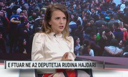 """""""TUNDOHEN NGA...""""/ Rudina Hajdari: Pse u tërhoqa nga dorëzimi i mandatit dhe ku po gabon sot PD"""