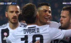 VENDIMATAR/ Ronaldo kalon Juventusi në epërsi ndaj Torinos dhe ndëshkohet (VIDEO)