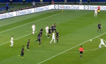 REAL MADRIDI DYFISHON SHIFRAT/ Llorente shënon një super gol (VIDEO)