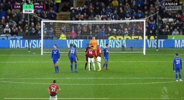 """""""DJAJTË E KUQ"""" NUK NDALET/ Shënon golin e katërt Lingard (VIDEO)"""
