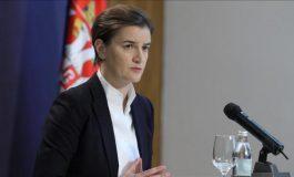 DIALOGU/ Brnabiç: Serbia humb 42 mln euro në muaj për shkak të taksës 100%