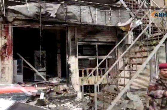 SËRISH SULM I ISIS/ Kamikazi vret trupat amerikane në Siri