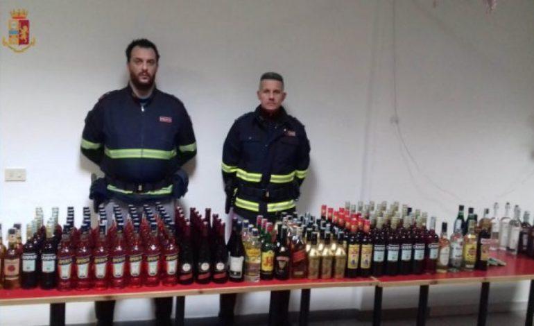 """""""SAPO TË FUTESHIN NË…""""/ Arrestohet shqiptari, transportonte 161 shishe pijesh alkoolike (FOTO)"""